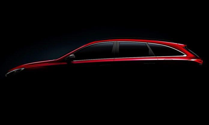 Hyundai teases the i30 Wagon