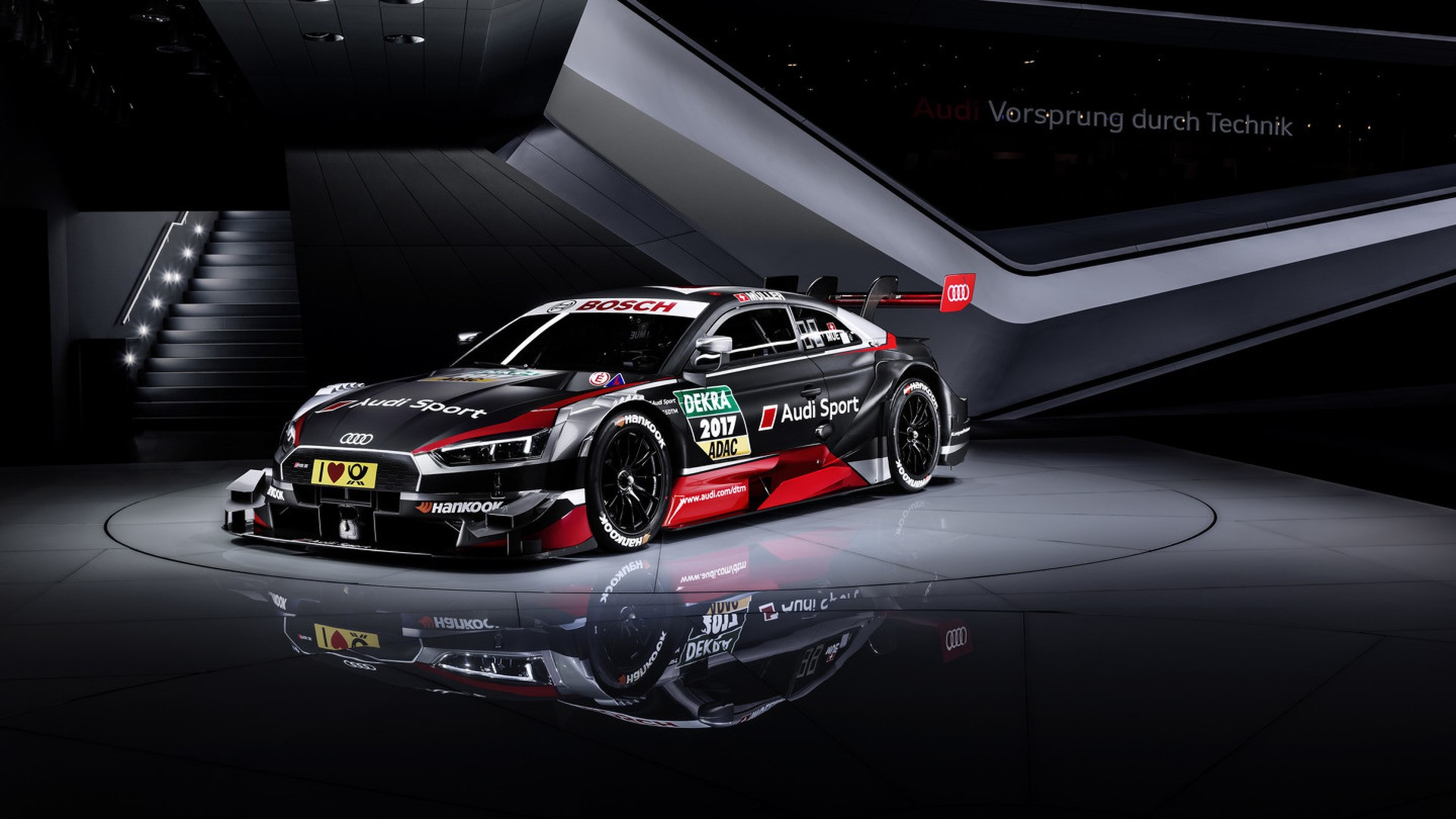 Audi Rs5 Lamborghini Engine >> 2017 Audi RS5 DTM