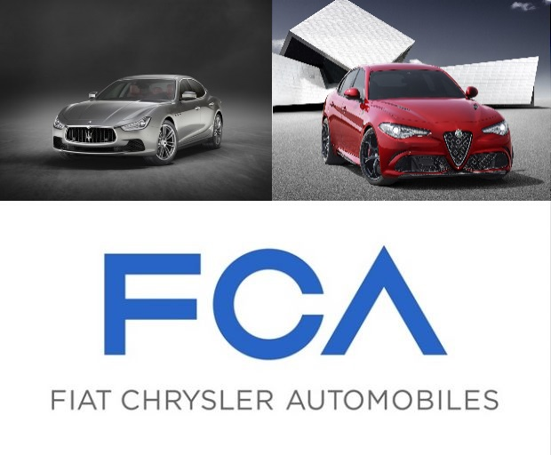 FCA might spin off Alfa Romeo and Maserati