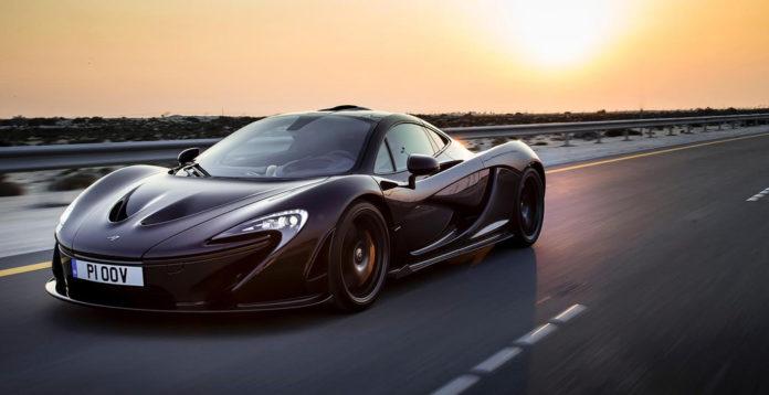 Rumors McLaren is preparing an electric supercar